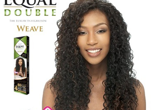 Beach Curl Double Weave Equal by Freetress.