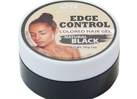 ON Natural 2 Day Edge Control Natural Black.