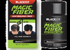 Magic Fiber Hair Building Fiber BlackIce