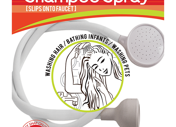 Portable Shampoo Hose