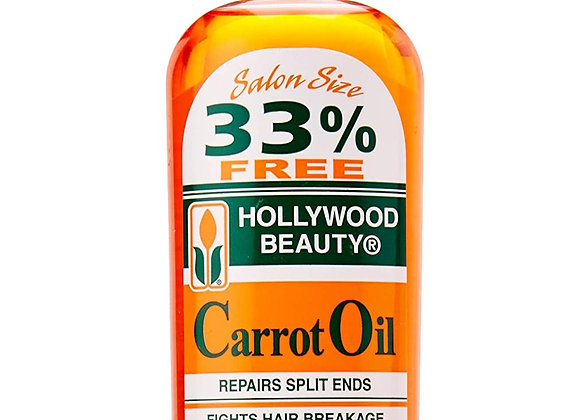 Carrot Oil Hollywood Beauty