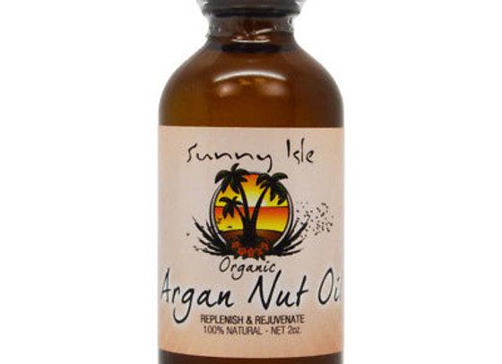 Organic Argan Nut Oil Sunny Isle