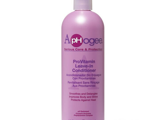 ProVitamin Leave in Conditioner ApHogee