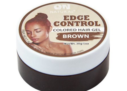 ON Natural 2 Day Edge Control Brown.