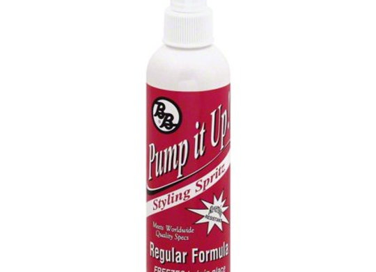 Pump it Up Styling Spray Bronner Bro