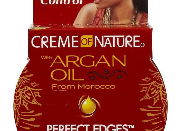 Argan Oil Perfect Edges Creme of Nature