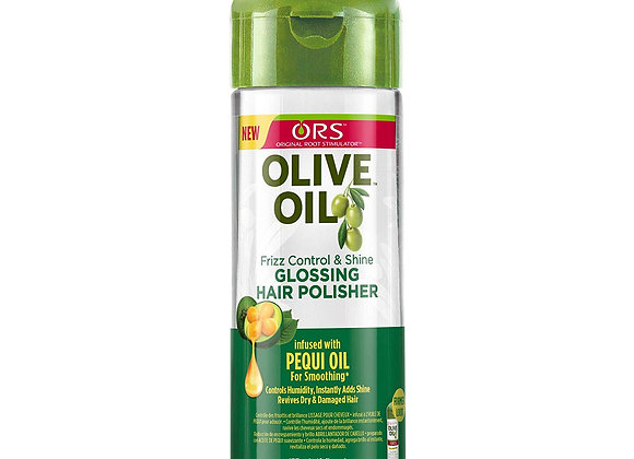 Olive Oil Glossing Hair Polish with Pequi Oil
