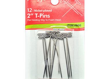 """2"""" T-Pins"""