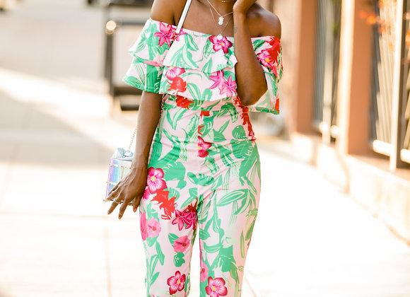 Blossom Girl Jumpsuit.