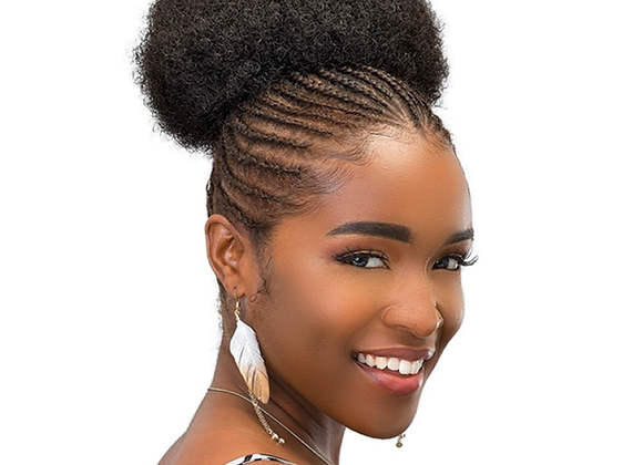 Afro Mini Ponytail Janet Collection