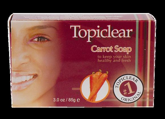 Carrot Soap Bar Topiclear