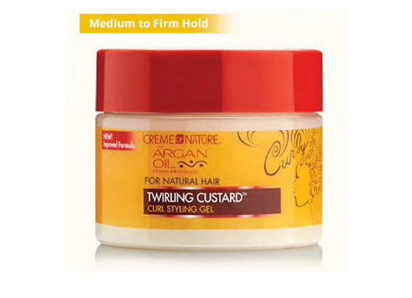 Twirling Custard Creme of Nature