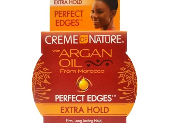 Argan Oil Perfect Edges Extra Hold Creme of Nature