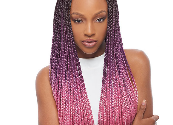 "Havana Mambo Box Braid 24"" Janet Collection."