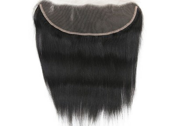 Malaysian Straight Lace Frontal 10""