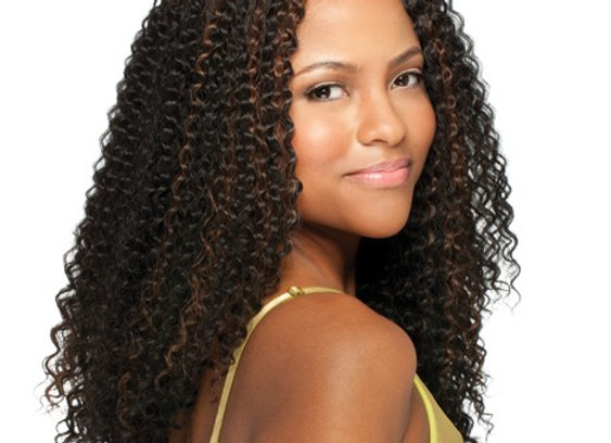 "Brazilian Curl 18"" Freetress Equal"