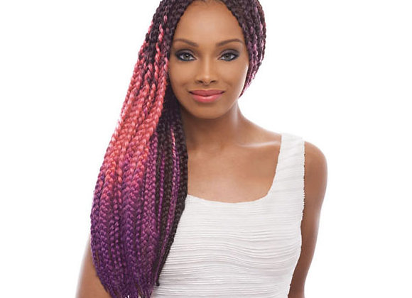 Jumbo Pastel Braid Janet Collection.
