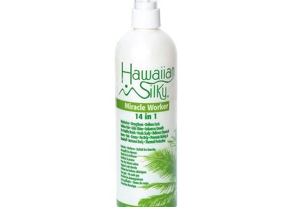 14 in 1 Miracle Worker Hawaiian Silky