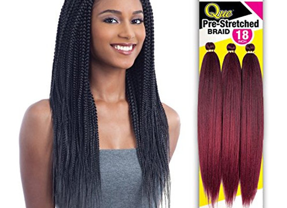 """3X Que Pre-Stretched 18"""""""