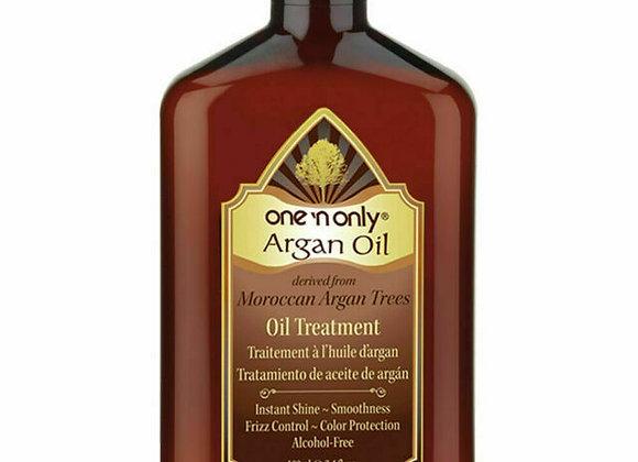 Moroccan Argan Oil Treatment