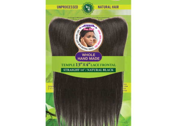 Temple 13x4 Lace Frontal Straight Janet Collection.