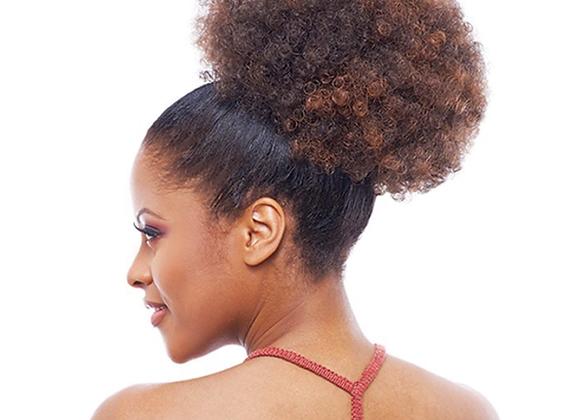 "Afro Puffy 10"" Drawstring Ponytail Vanessa"