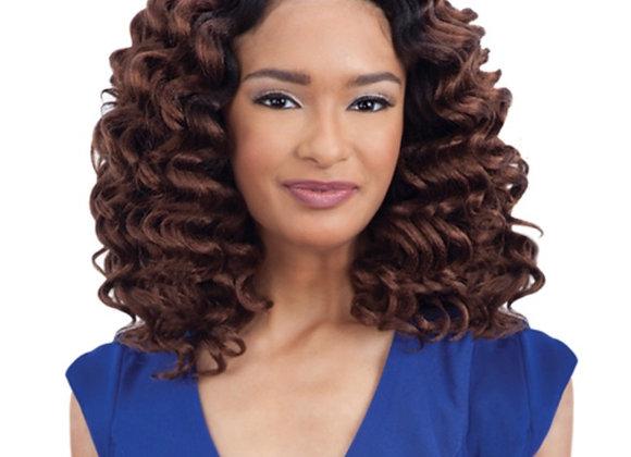 Remedy Curl Freetress Braid.