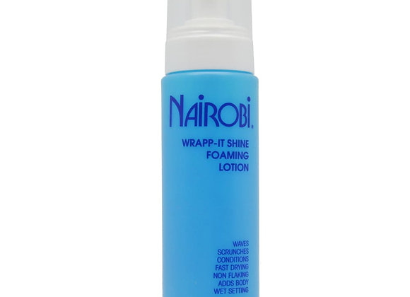Wrapp-It Shine Foaming Lotion Nairobi