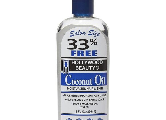 Coconut Oil Hollywood Beauty