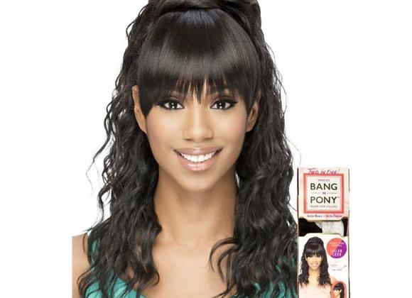 Bang N Pony Kennedei Vivica Fox Hair