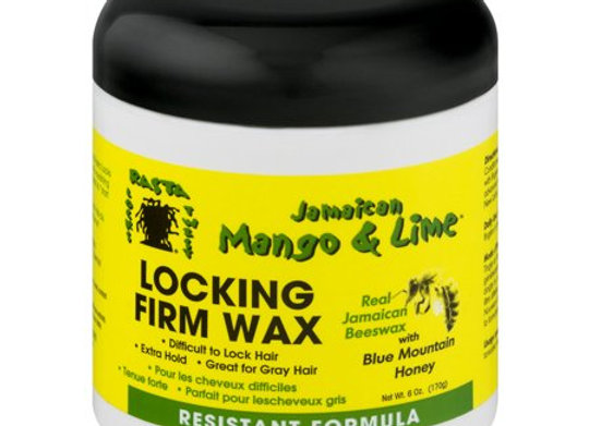 JAMACIAN M & L-LOCKING FIRM WAX.