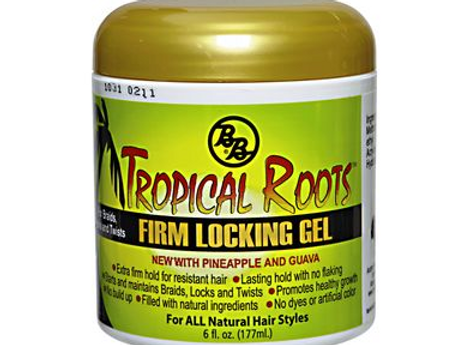 BB-TROPICAL ROOTS LOCKING GEL.