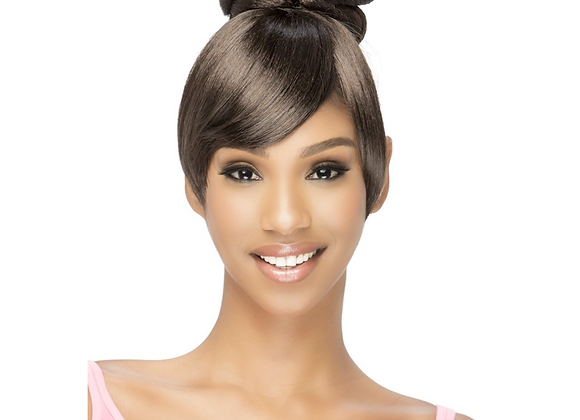 Bang N Bun Sheena Vivica Fox Hair