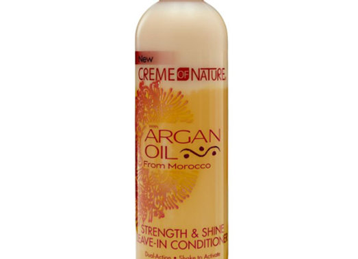 Strength & Shine Leave in Conditioner Creme of Nature