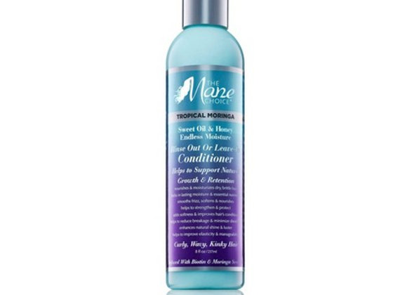 Tropical Moringa Leave In/Rinse Conditioner The Mane Choice
