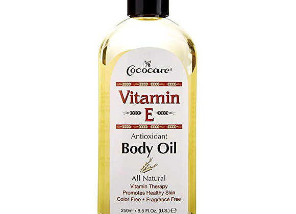 Vitamin E Body Oil Cococare