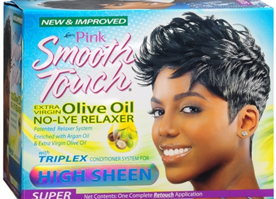 SMOOTH TOUCH NO LYE RELAXER.
