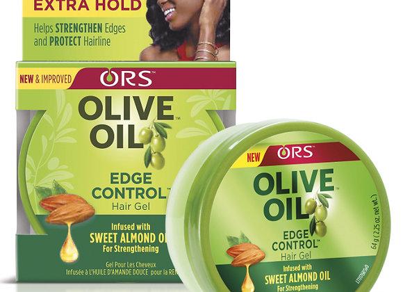 Olive Oil Edge Control w/Sweet Almond Oil
