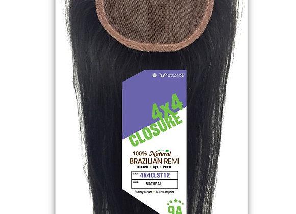 4x4 Lace Closure Straight Vivica Fox Hair.