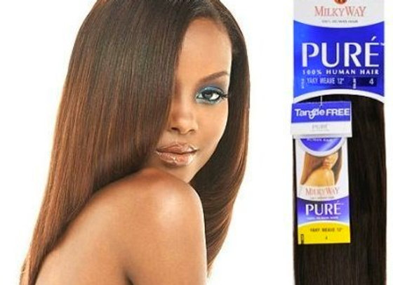Milkyway Pure 100% Human Hair