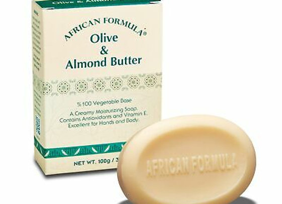 Olive & Almond Butter Soap African Formula