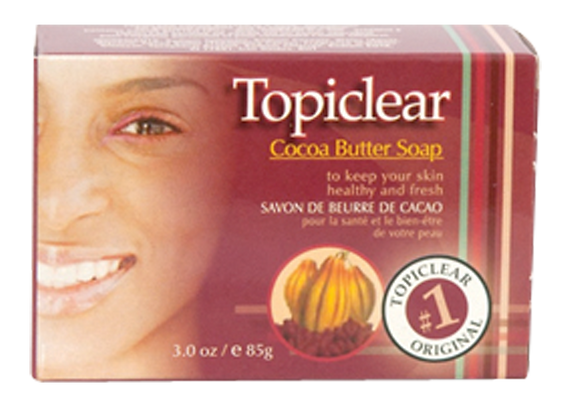 Cocoa Butter Soap Bar Topiclear