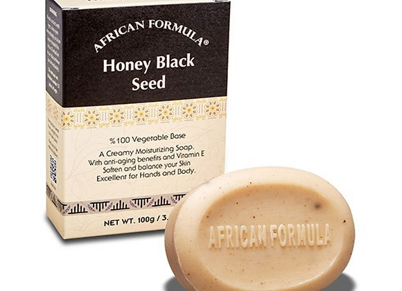 Honey Black Seed Soap African Formula