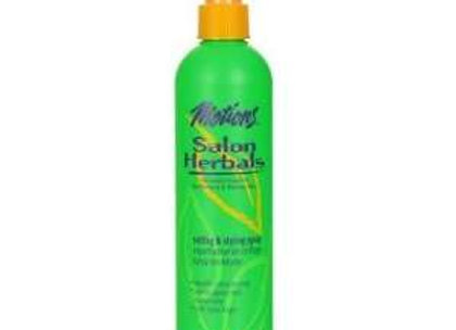 Salon Herbals Setting & Styling Spray Motions