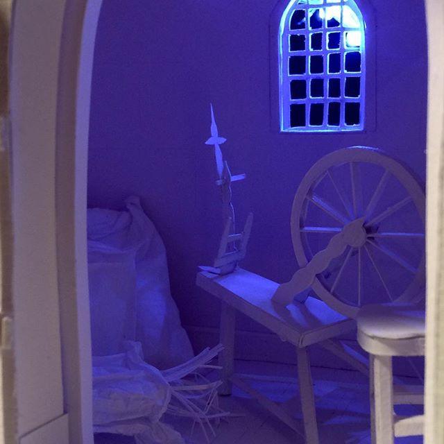Lives of Fairy Tales: Rumplestiltskin (detail)