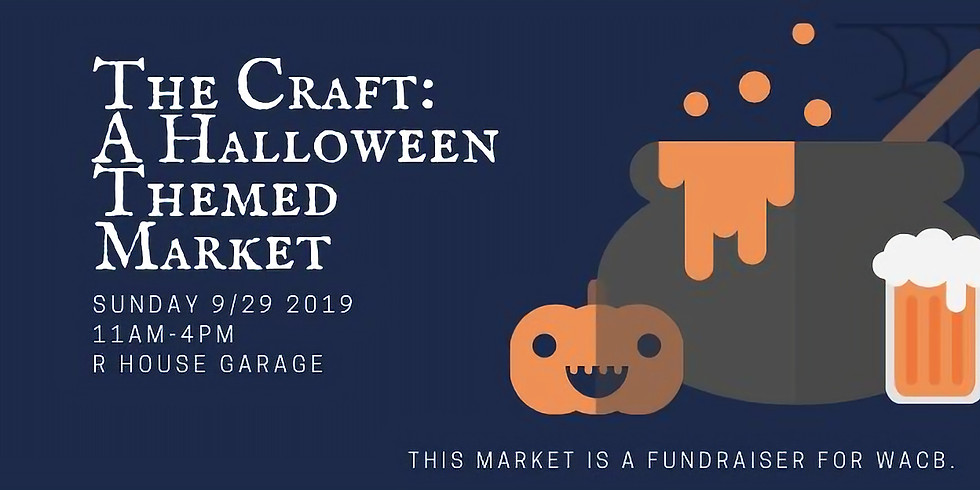 WLK at The Craft: WABC's 2nd Annual Halloween Themed Market