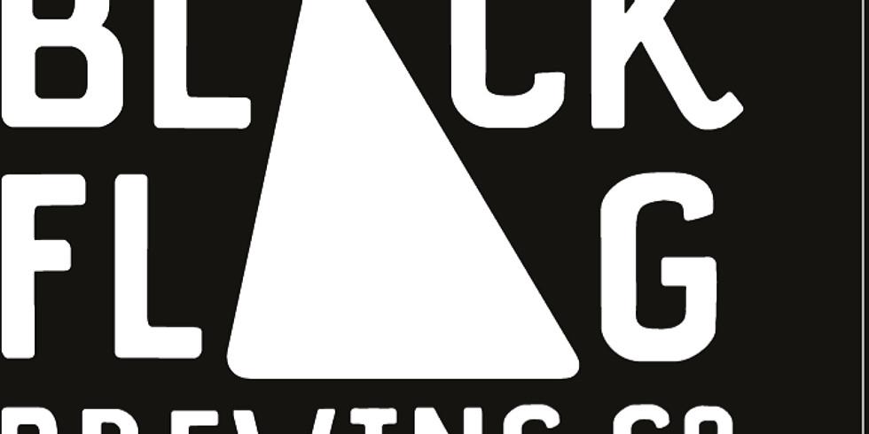 Tap Room Takeover - Black Flag Brewing