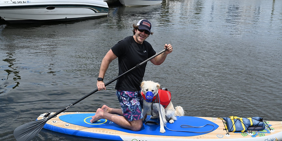 Doggie Paddle with WLK and B'More SUP - Cancelled