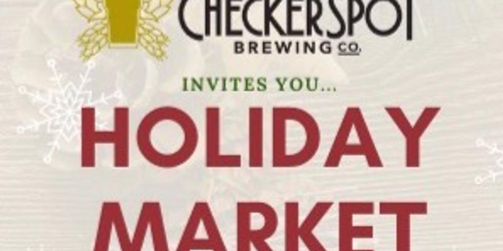 WLK at Checkerspot Brewing Co.'s Holiday Market
