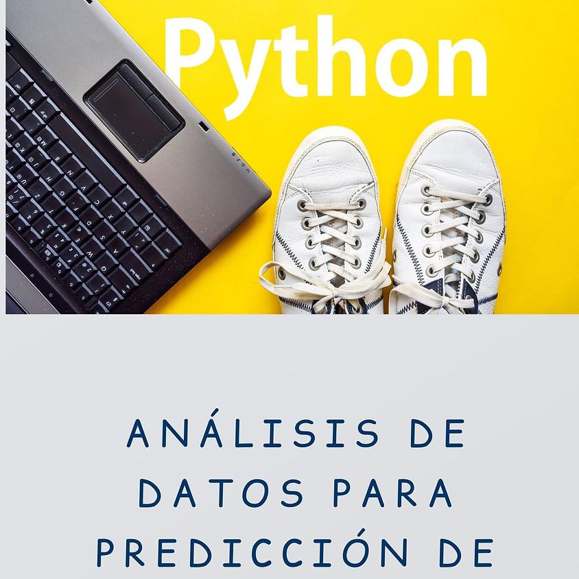 PYTHON: Análisis de datos para predicción de comportamientos